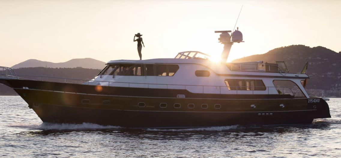 Yacht Brilla&Billy